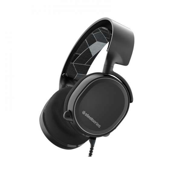 SteelSeries Arctis 3 - Black 2019 Edition Gaming Headset