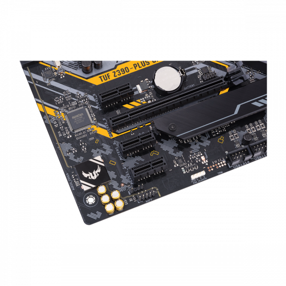 ASUS TUF Z390 PLUS Gaming Bundkort