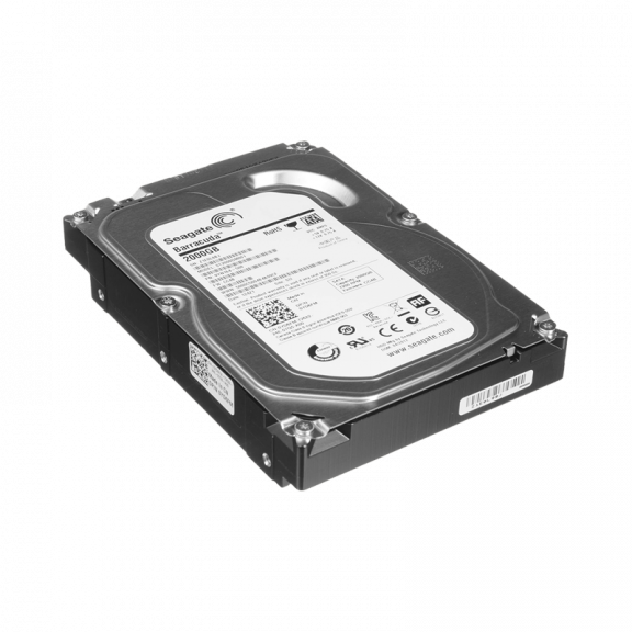 "Seagate Barracuda 2TB 3,5"" 7200 RPM HDD"