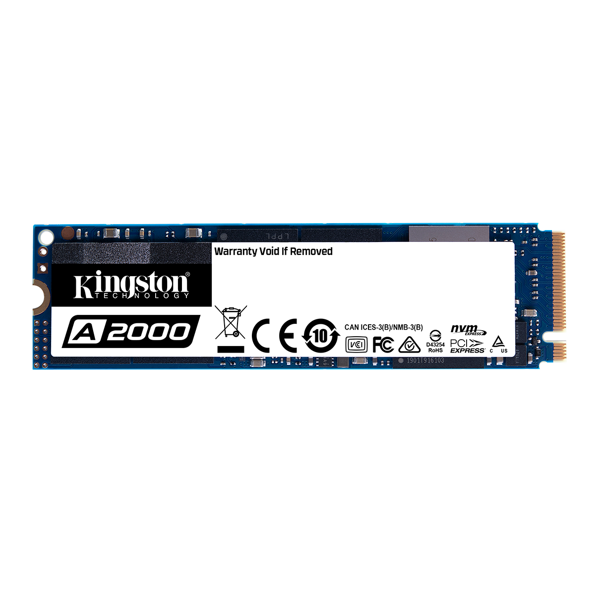 KINGSTON A2000 M.2 NVMe SSD 500GB