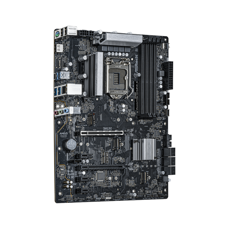 AsRock Z590 PHANTOM GAMING 4 Bundkort