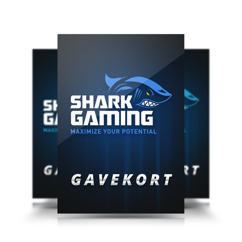 Gamer Gavekort - Digitalt