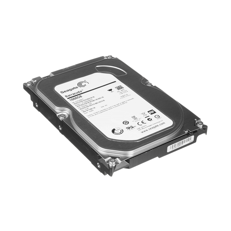 Seagate Barracuda 1TB 7200RPM HDD