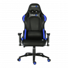 GEAR4U Elite PRO Black/Blue Gamer Stol