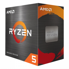 AMD Ryzen 5 5600X Processor