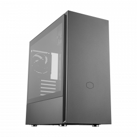 Cooler Master Silencio S600 Tempered Glass Kabinet