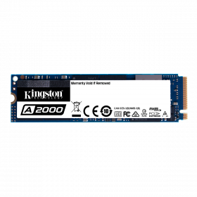 KINGSTON A2000 M2 2280 NVMe 1TB SSD