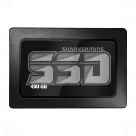 Shark Gaming 480 GB SSD