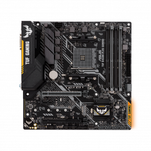 ASUS TUF B450M-PLUS GAMING Bundkort
