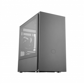 Cooler Master S400 Silencio Tempered Glass Kabinet