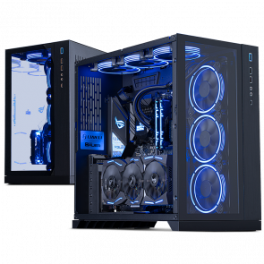 Shark Deep Blue Gaming PC