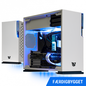 White Shark Brutality Færdigbygget Gaming PC