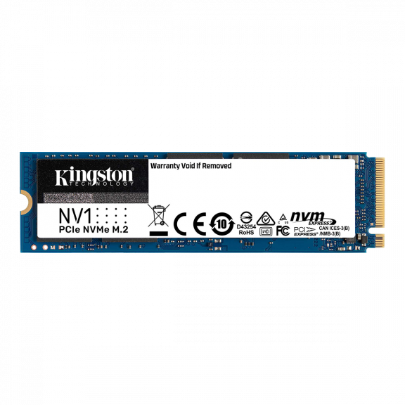 KINGSTON NV1 500GB M.2 2280 NVMe SSD