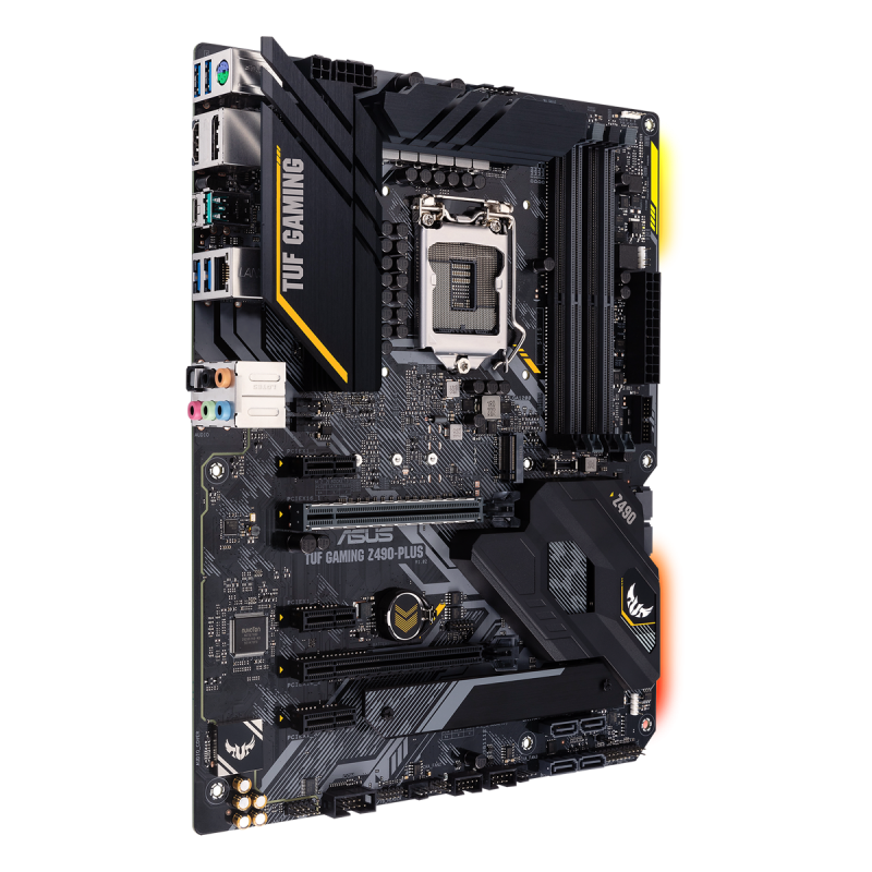 ASUS TUF GAMING Z490-PLUS Moderkort