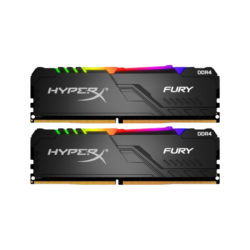 Kingston HyperX Fury RGB 2x8GB 2666MHz