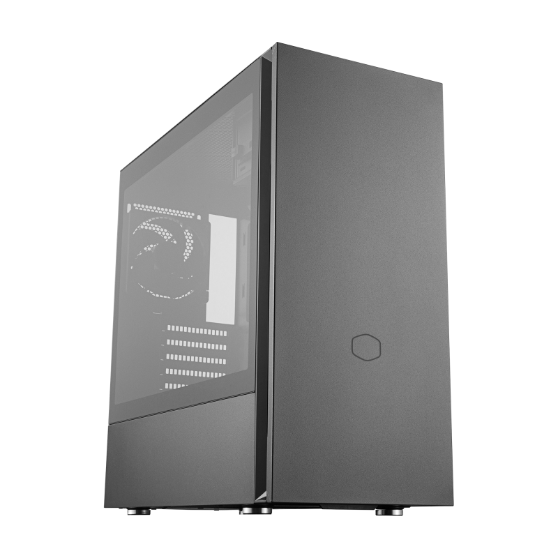 Cooler Master Silencio S600 Tempered Glass Chassi