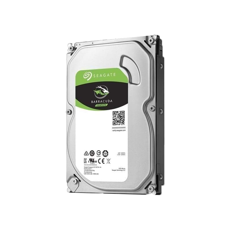 "Seagate Barracuda 4TB 3.5"" 5,400 RPM HDD"