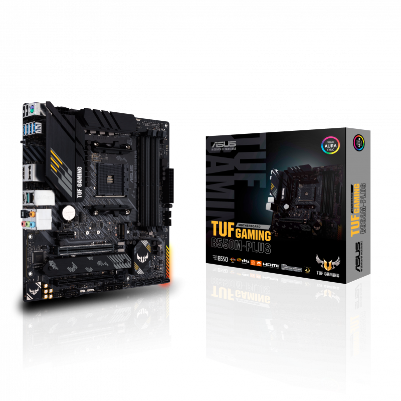 ASUS TUF GAMING B550M-PLUS
