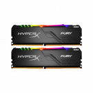 Kingston HyperX Fury RGB 2x8 2666MHz