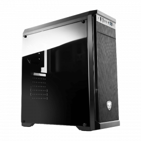 Cougar MX330-G Miditower Chassi