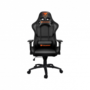 Cougar Chair Armor Black