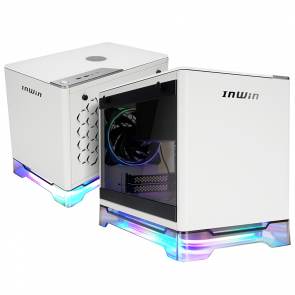 Tiny White Shark Gaming PC