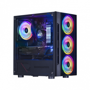 Shark Gaming Maelstrom RGB Chassi