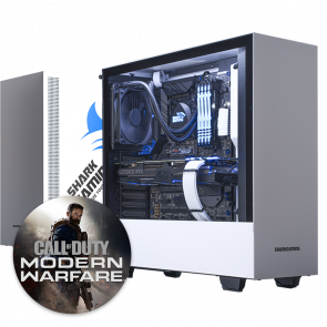 White Shark Megalodon AMD Gaming PC