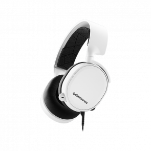 Steelseries Arctis 3 White headset