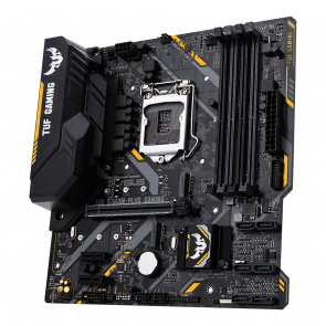 ASUS TUF B360M-PLUS GAMING Moderkort