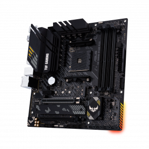 ASUS TUF GAMING B550M-PLUS Moderkort
