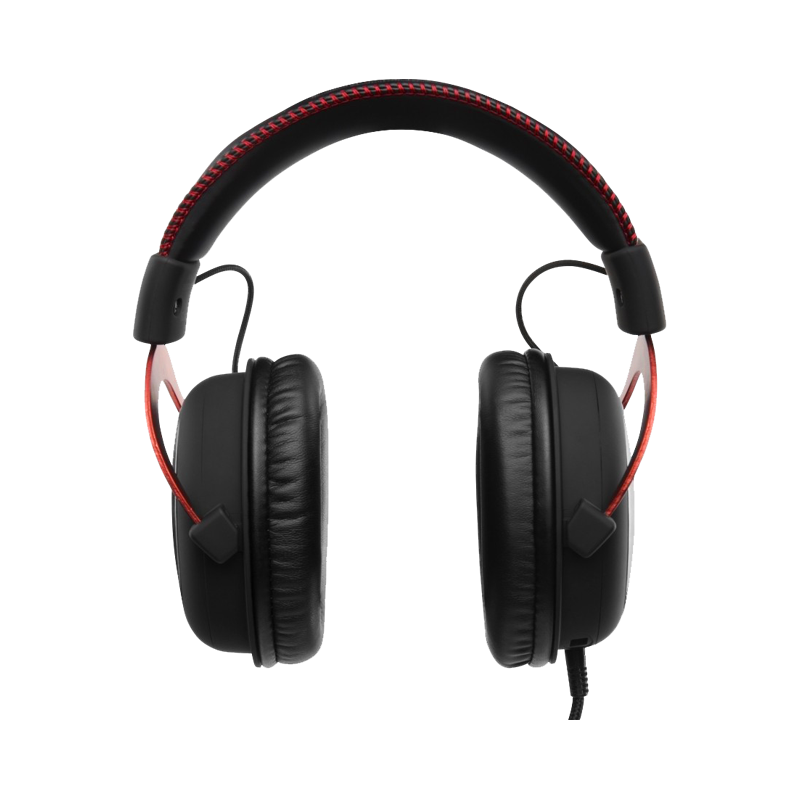 HyperX Cloud II - Red Headset