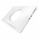 NZXT Cryo V60 notebook cooler 16 white