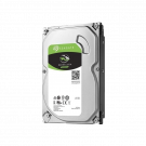 Seagate Barracuda 4TB 3.5  5,400 RPM HDD