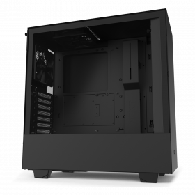 NZXT H510 Matt sort Kabinett