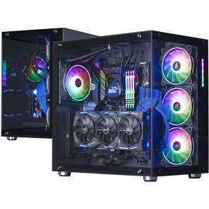 Shark Deep Blue AMD Gaming-PC