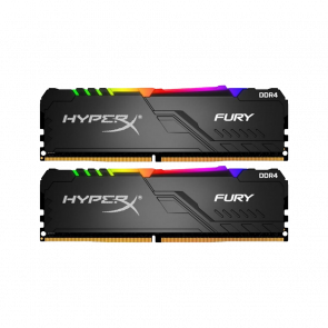 Kingston HyperX Fury RGB 2x8GB 2666MHz RAM