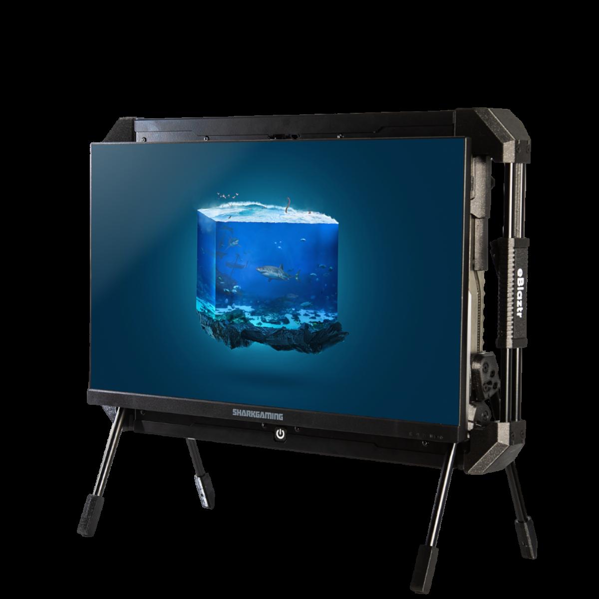 eBlaztr Tiger Shark Gaming PC