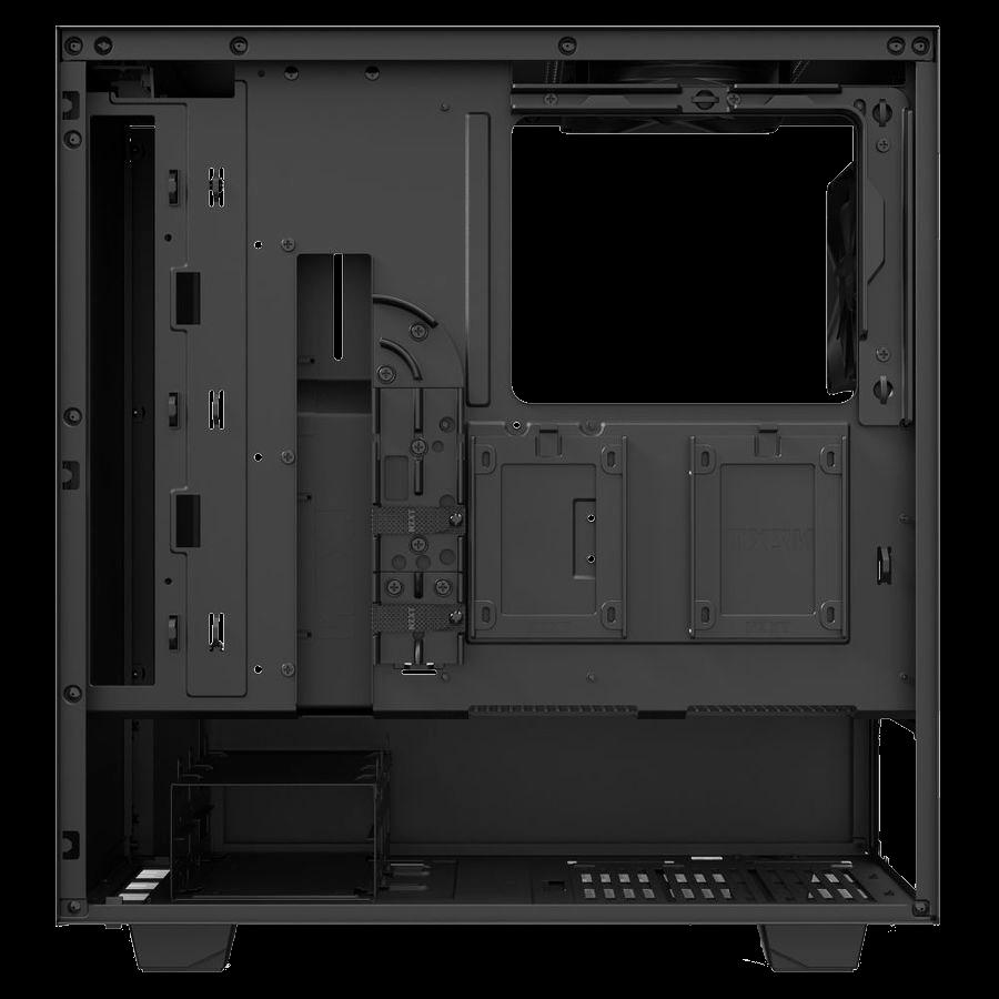 Kabling NZXT H510 Black/Blue SG Edition Kabinett
