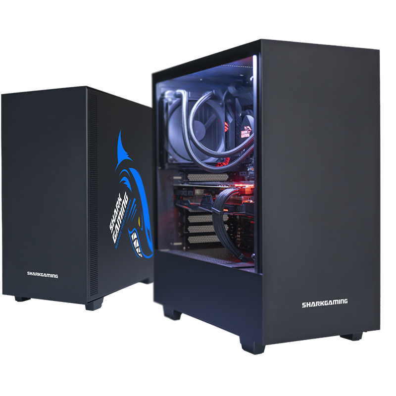 Shark Brutality Gaming PC