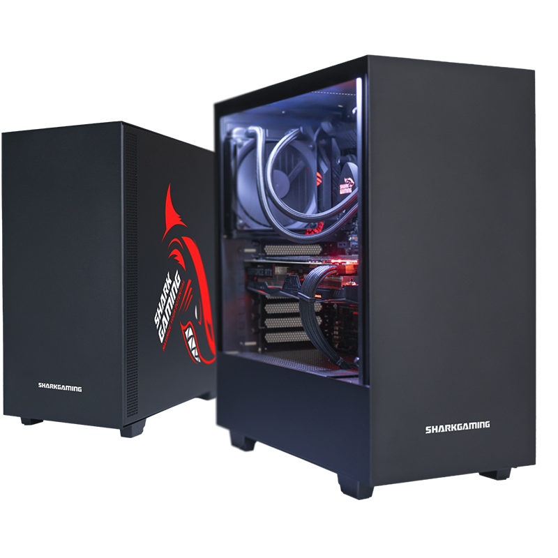 Shark Bloodlust Gaming PC