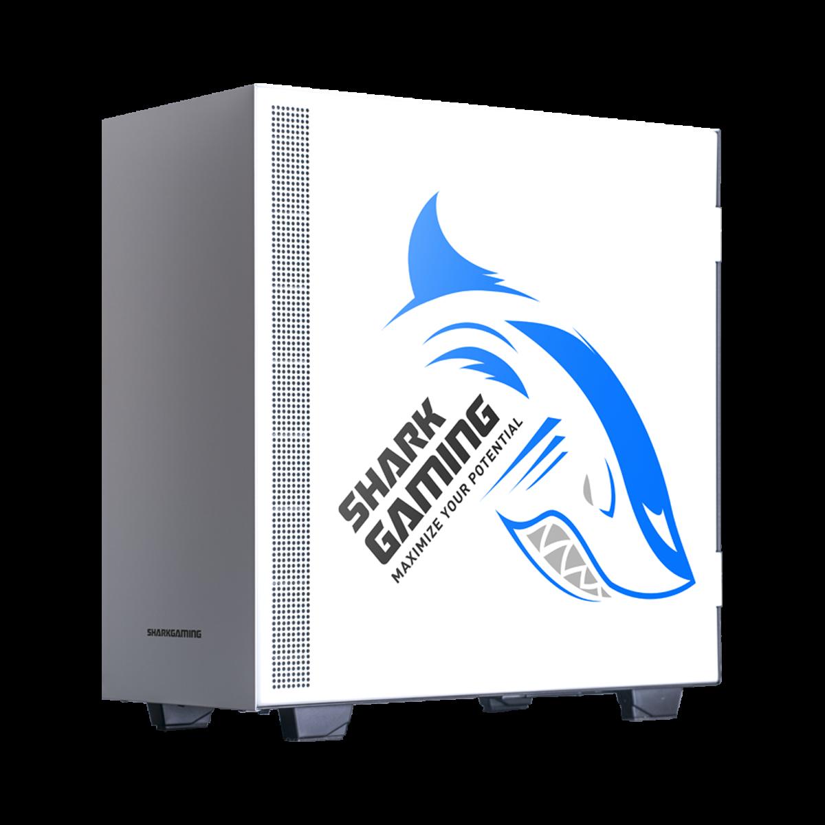 Design NZXT H510 Hvid SG Edition Kabinet