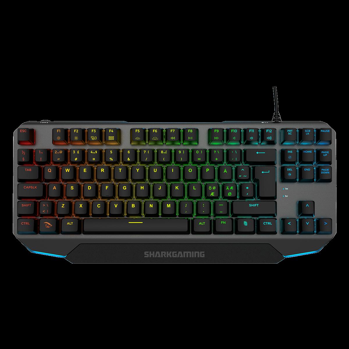 Teknologi Shark Venator Gaming Keyboard