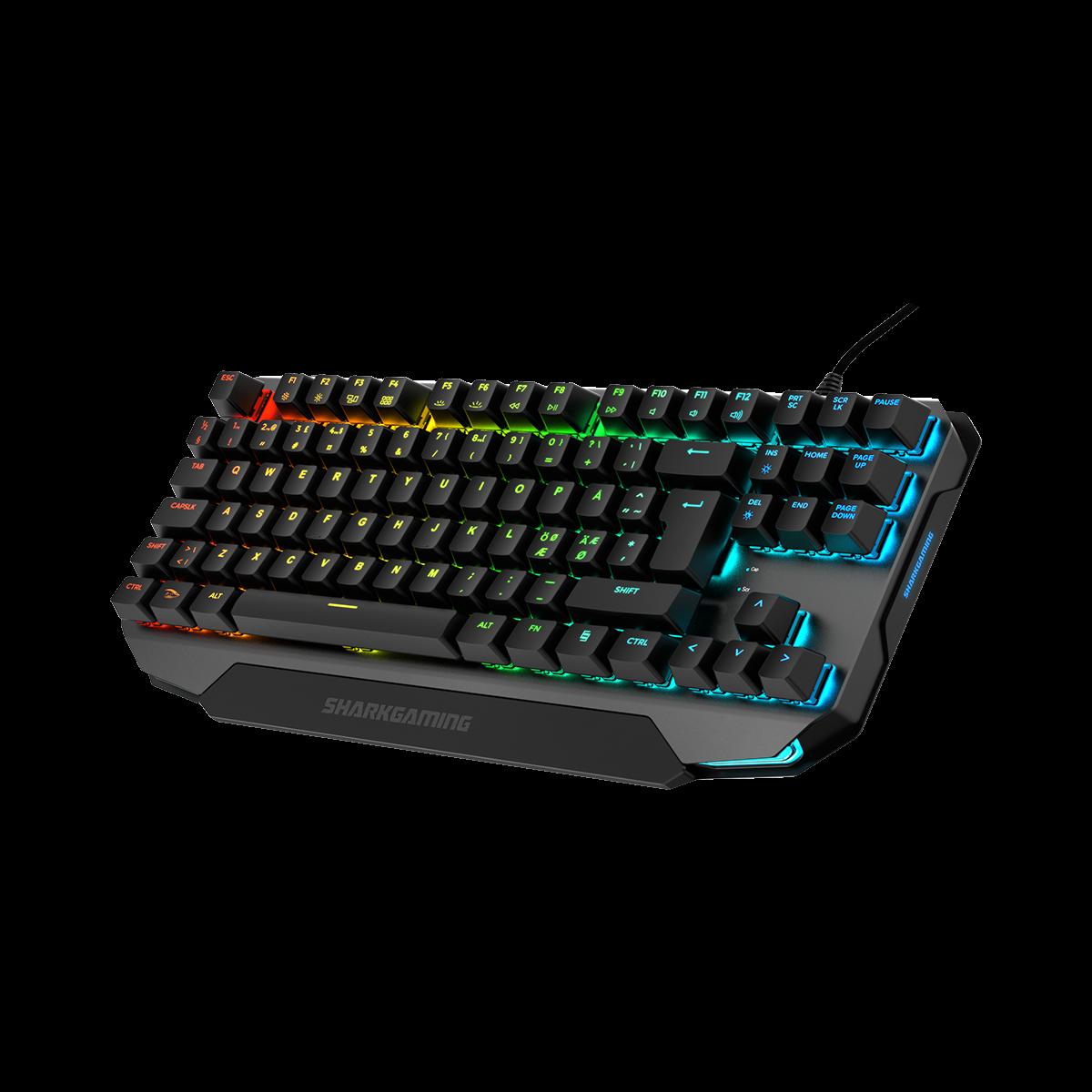 Design Shark Venator Gaming Keyboard