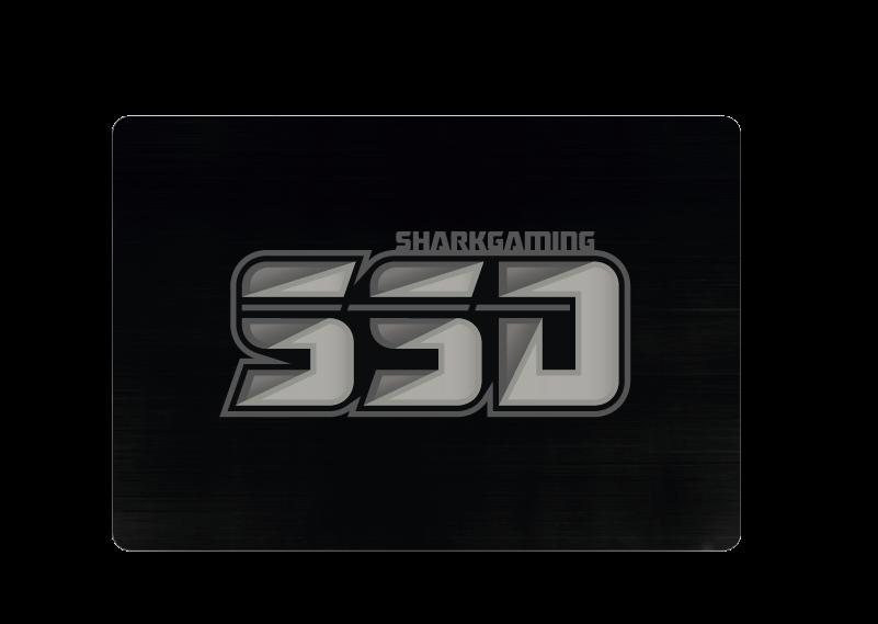 Detaljer Shark Gaming 1000 GB SSD