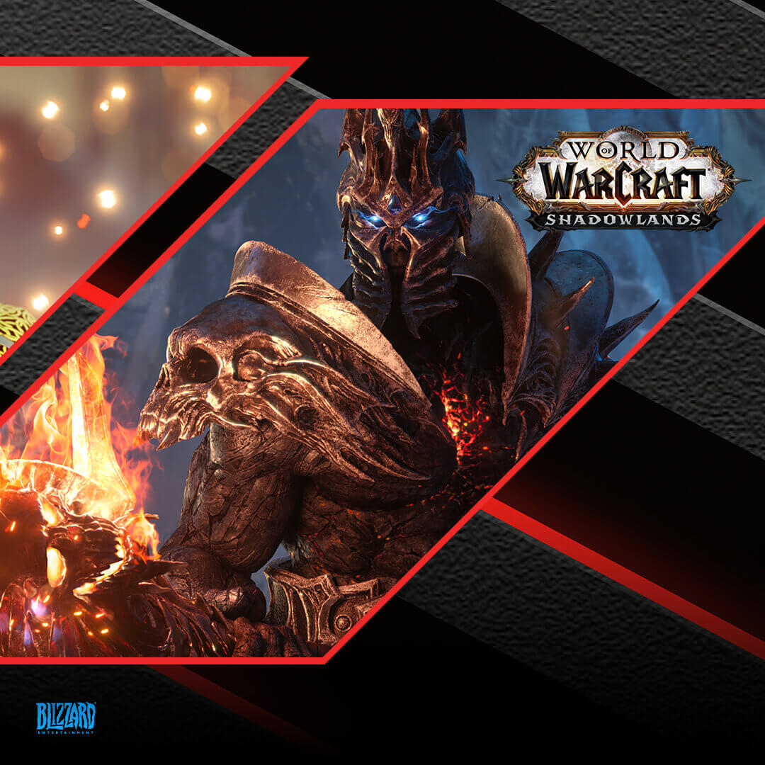 Radeon Game Bundle - Godfall/WoW Shadowlands