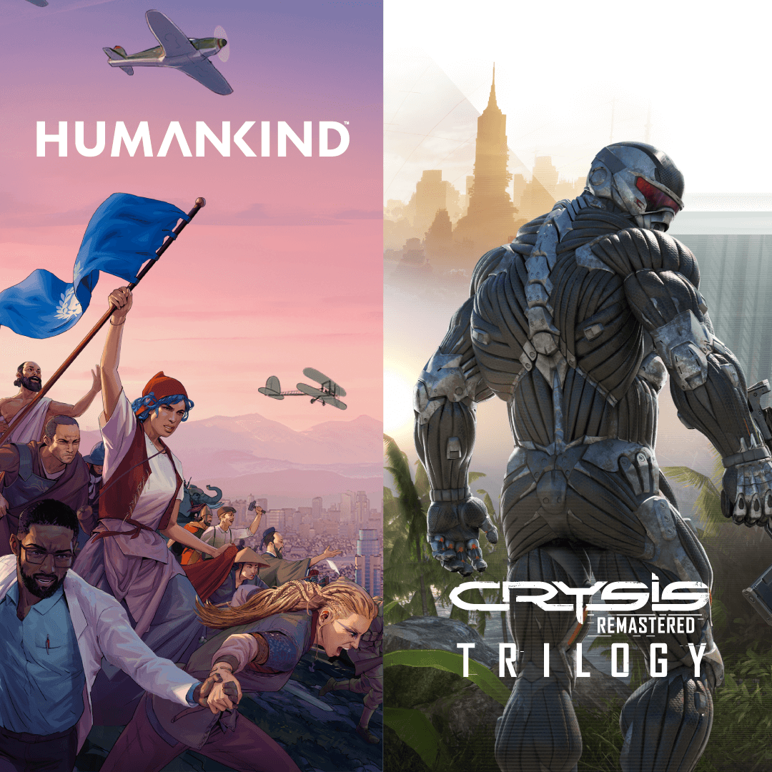 Intel Bundle: Humankind and Crysis Remastered Trilogy