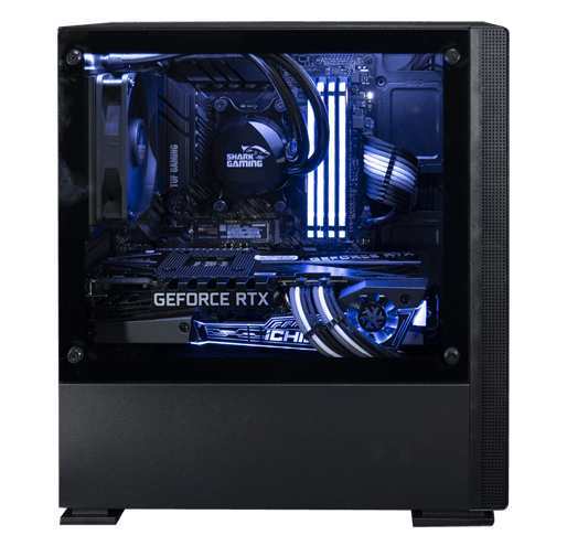 Opgraderingsklar Gaming PC