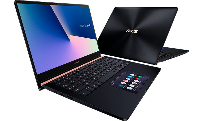 ASUS Zenbook Pro UX480FD