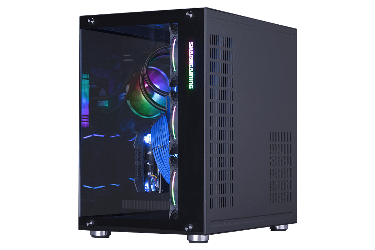 Shark Deep Blue Gaming-PC